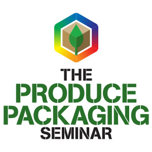 Logo for the Produce Packaging Seminar